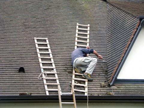 Entretien de toit